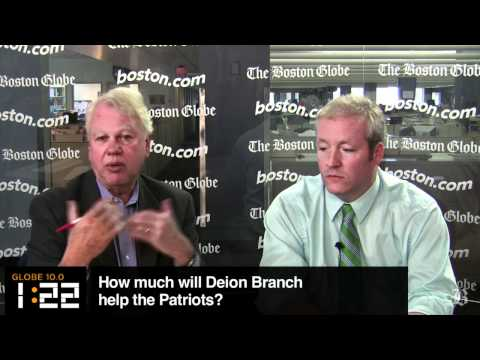 Globe 10.0: How much will Deion Branch help?
