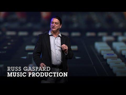 Music Production Bachelor's Degree Program