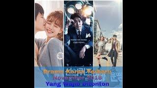 Video drama korea terbaru november 2018 yang wajib ditonton download MP3, 3GP, MP4, WEBM, AVI, FLV November 2018