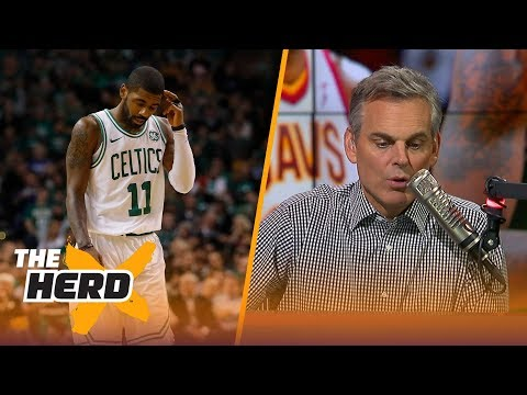 How much of a mistake did Kyrie Irving make by leaving LeBron James? | THE HERD