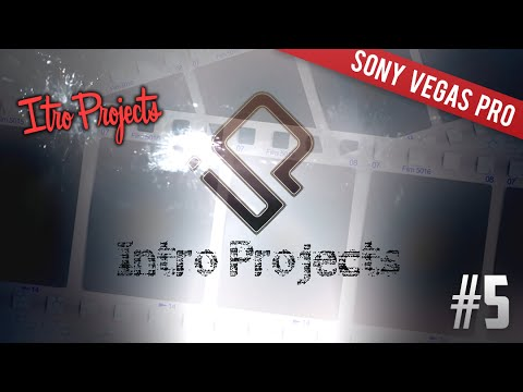 Free Projects Sony Vegas pro 11 - Cinema logo