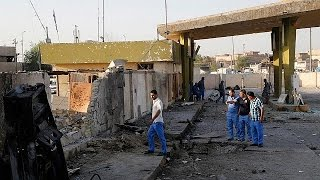 Irak'ta akan kan durmuyor
