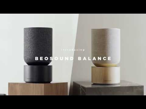 Introducing Beosound Balance - Innovative, wireless home speaker | Bang & Olufsen