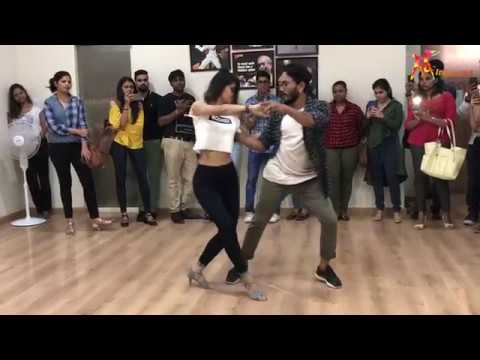 Cornel & Rithika Bachata Sensual | Master Class | Impetus-The Studio