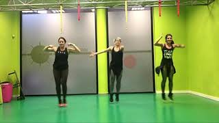 JUST GOT PAID - Sigala, Elle Eyre ft. Meghan Trainor / ZUMBA CON JUDIT REINA