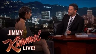 Jimmy Kimmel & Kendall Jenner on Being Neighbors by : Jimmy Kimmel Live