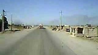 Keven Dagit and kids n rocks 02 Iraq