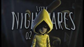 Gramy w Little Nightmares - Koszmarku część druga!