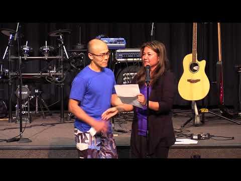 Wong Baptism // 09.17.2017