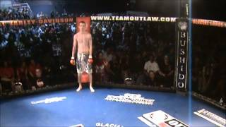 Disorderly Conduct MMA presents N.P. Prid Ronnie Sabin vs. Joe Torres