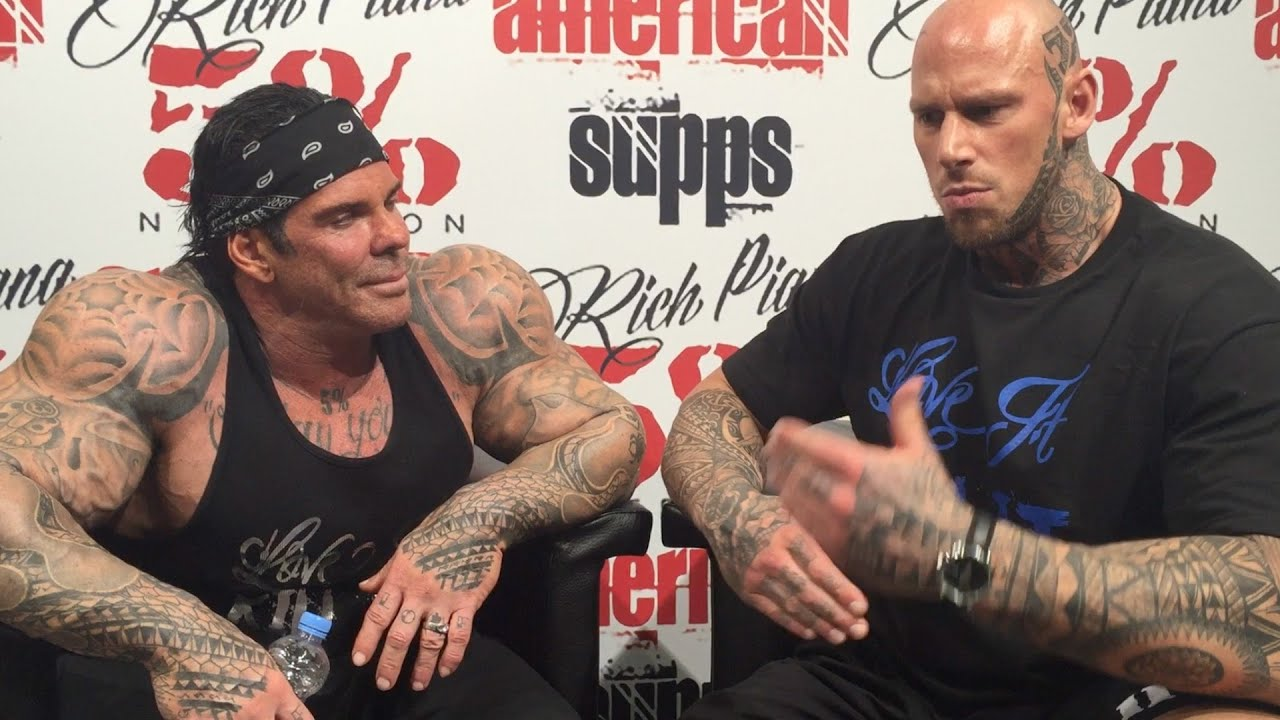 6 8 330lb Martyn Ford 2016 Fibo Interview Insanity Movie Roles Youtube