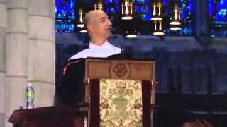 Amazon founder Jeff Bezos delivers Princeton University