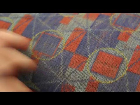 ASMR London Underground/public transport