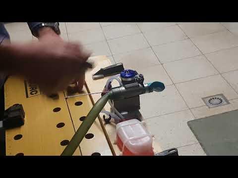 Rodage moteur ASP 15A
