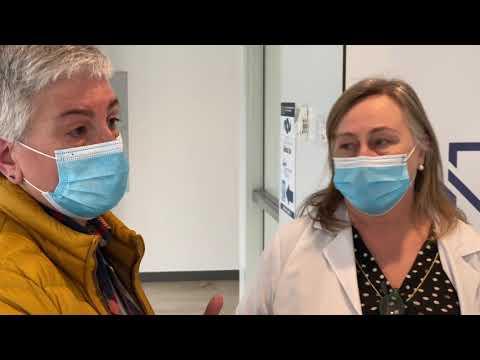 El Sergas realizará test de antígenos en los centros de salud