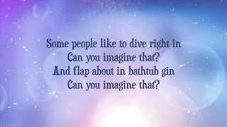 """""""Can You Imagine That?"""" - Mary Poppins Returns Lyrics"""