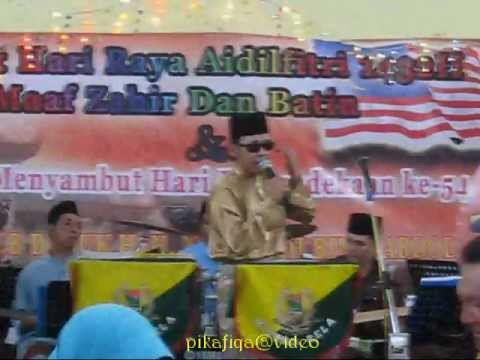 Jamal Abdillah - Salam Aidilfitri [LIVE].avi