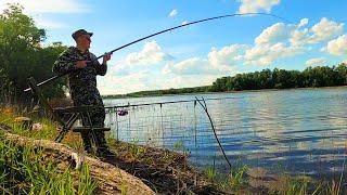 Рыбалка как в детстве Неизведанные места