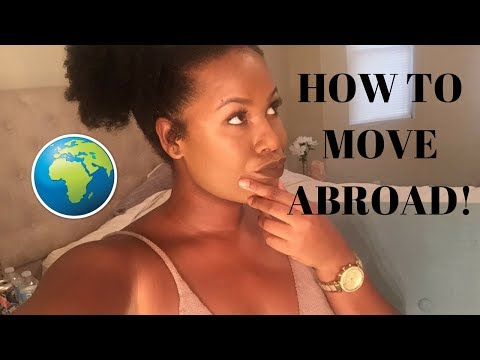 How to Move To A different Country! | 7 Hacks!