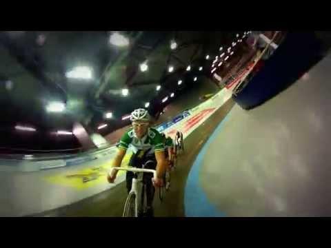 Baanclinic Cycloteam.nl 21-12-12 Sloten, Amsterdam