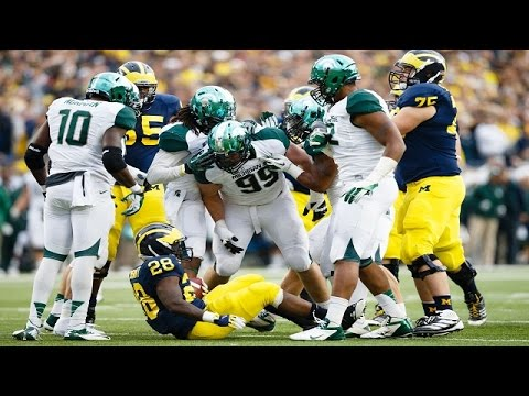 """Michigan State Football   """"Bad Company""""   2015 Spartans Hype Video"""