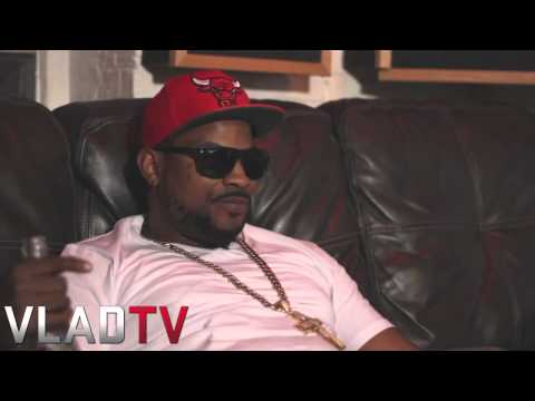 Big Glo's Last Interview: I'm Chief Keef's Enforcer