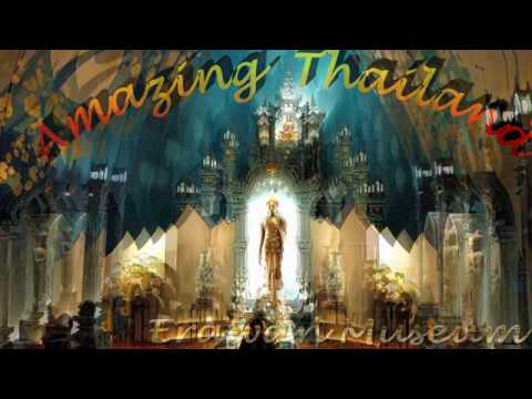 Erawan Museum (Building a surreal dream) - Bangkok, Thailand (HD1080p)