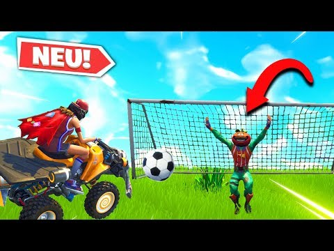 Rocket League in Fortnite Battle Royale ! thumbnail