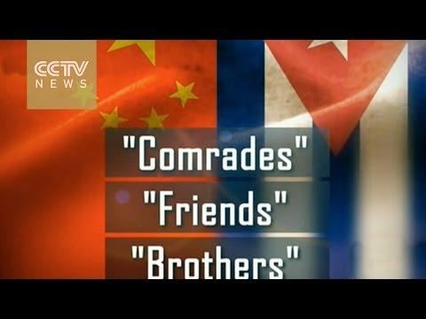 China, Cuba political ties yield economic returns