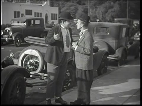 Laurel and Hardy - Liberty (1929) - Filming Locations