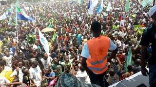 EYINDII!!  MARTIN  FAYULU annonce une tournée en provinces pour exiger la vérité des urnes