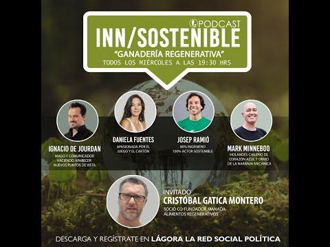 Podcast Inn-Sostenible - Tema de hoy - Ganadería Regenerativa con Cristobal de Manada