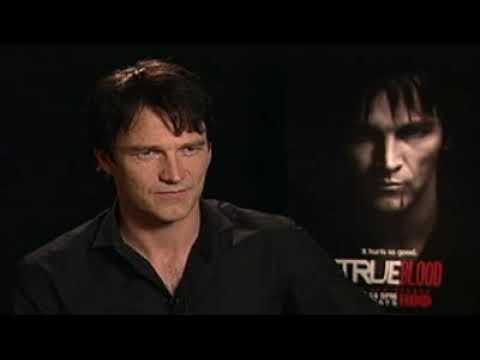 Stephen Moyer Interview About True Blood
