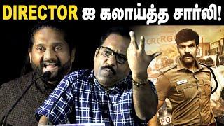 This style of this director impressed me – Charlie   Walter Press Meet   Sibi Sathyaraj