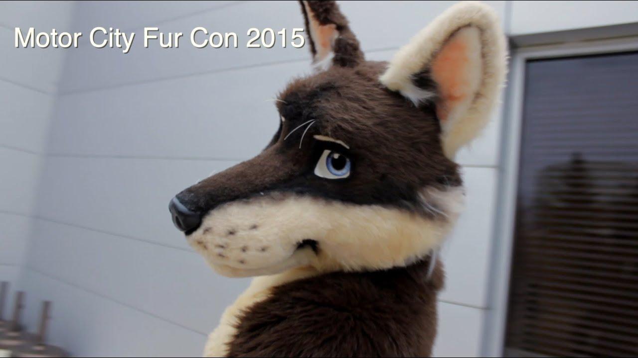 Motor City Fur Con 2015 Youtube