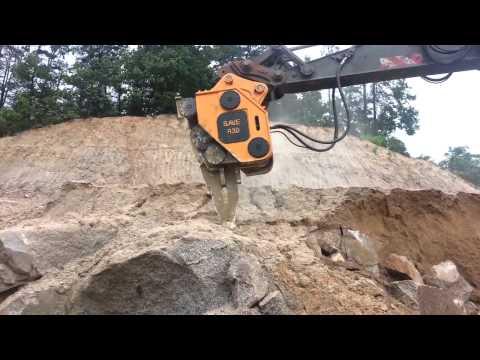 SVR30 W/ Volvo 30 Ton Class Excavator