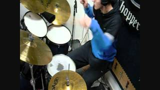 Skid Row - Youth Gone Wild (Drum Cover) by nix