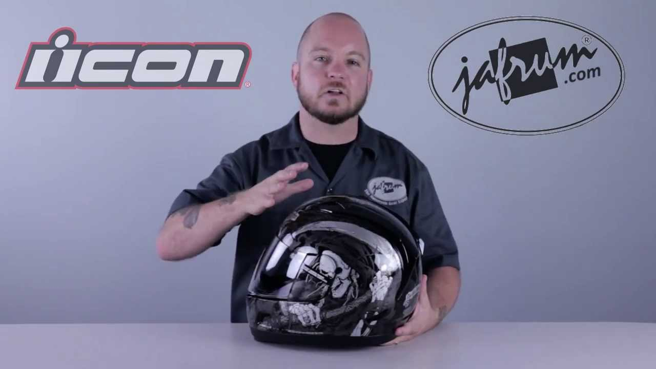 Icon Alliance Harbinger Helmet Review - Jafrum com