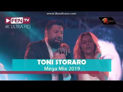 ТОНИ СТОРАРО - Мега Микс 2019 Volume boosted