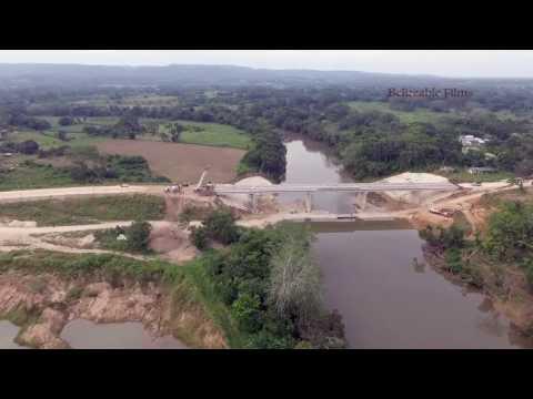 New bridge for San Ignacio/Santa Elena Belize