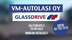 Tuulilasin vaihto | Tuulilasin korjaus | Salo | Tammisaari | Turku | VM  Autolasi Oy