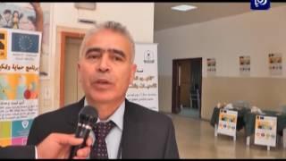 ندوة بعنوان اللجوء السوري التحديات و الفرص - محافظة اربد