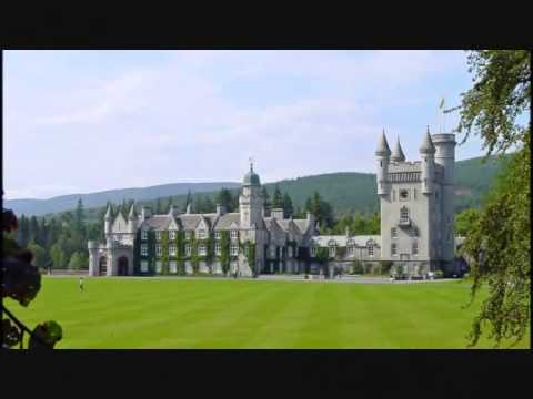 BALMORAL CASTLE  By  PAUL ANDERSON