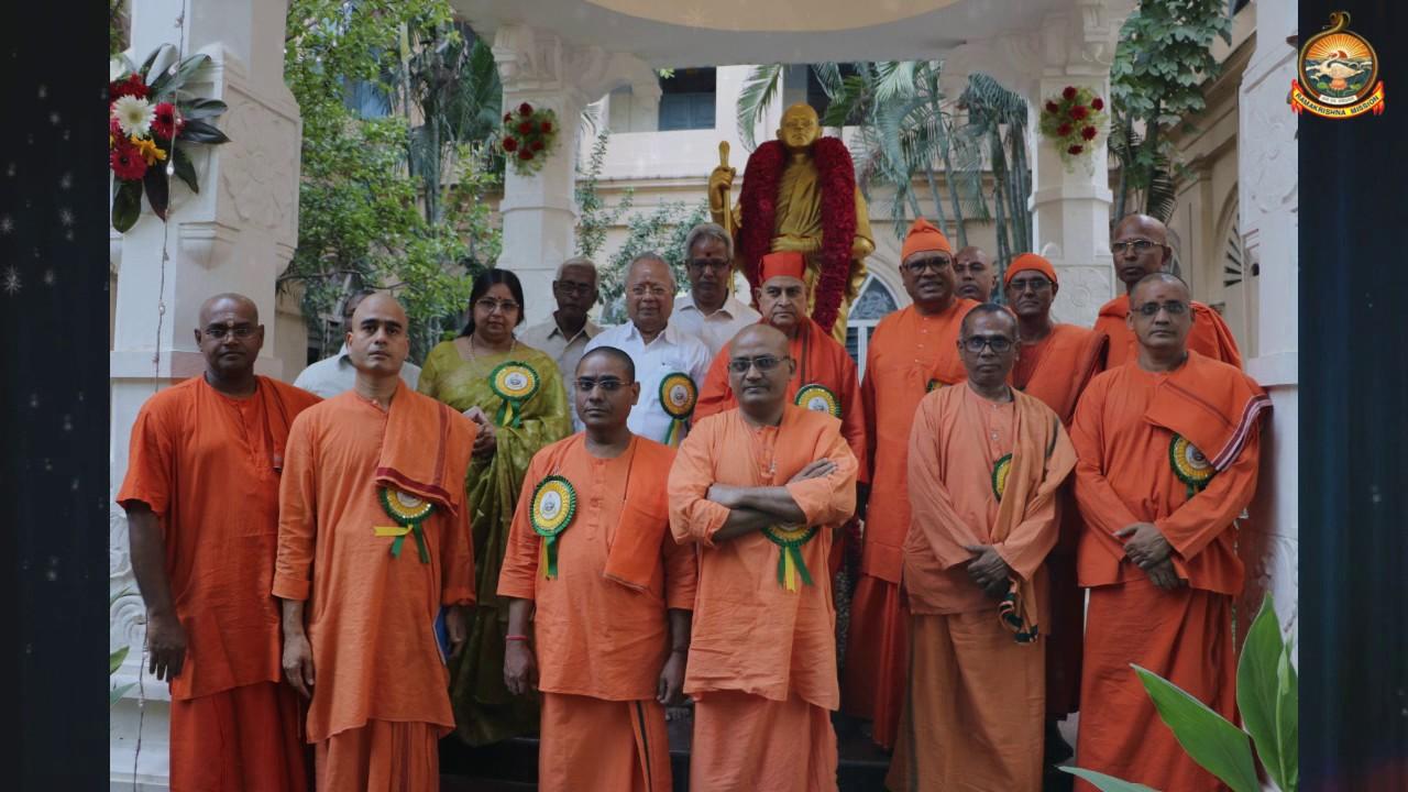 150th Birth Anniversary of Sister Nivedita -Tamil Book releasing Function 2016