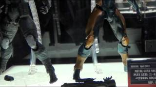 Square Enix Products @ New York Toy Fair 2012 - Metal Gear Solid Play Arts -Kai-