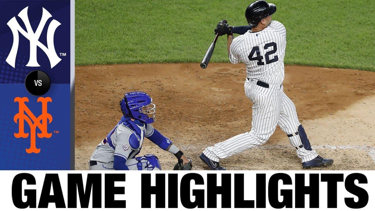 Gary Sanchez belts pinch-hit grand slam | Yankees-Mets Game Highlights 8/30/20