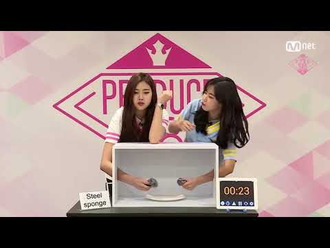 ENG SUB PD48 48 Special  Hidden Box Mission  Yoon Haesol Music Works vs Won Seoyeon MMO