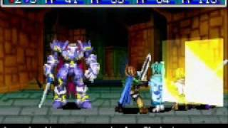 Golden Sun: The Lost Age (no exp): Dullahan