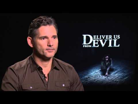 Eric Bana on watching terrifying real exorcism tape for Der Us From Evil