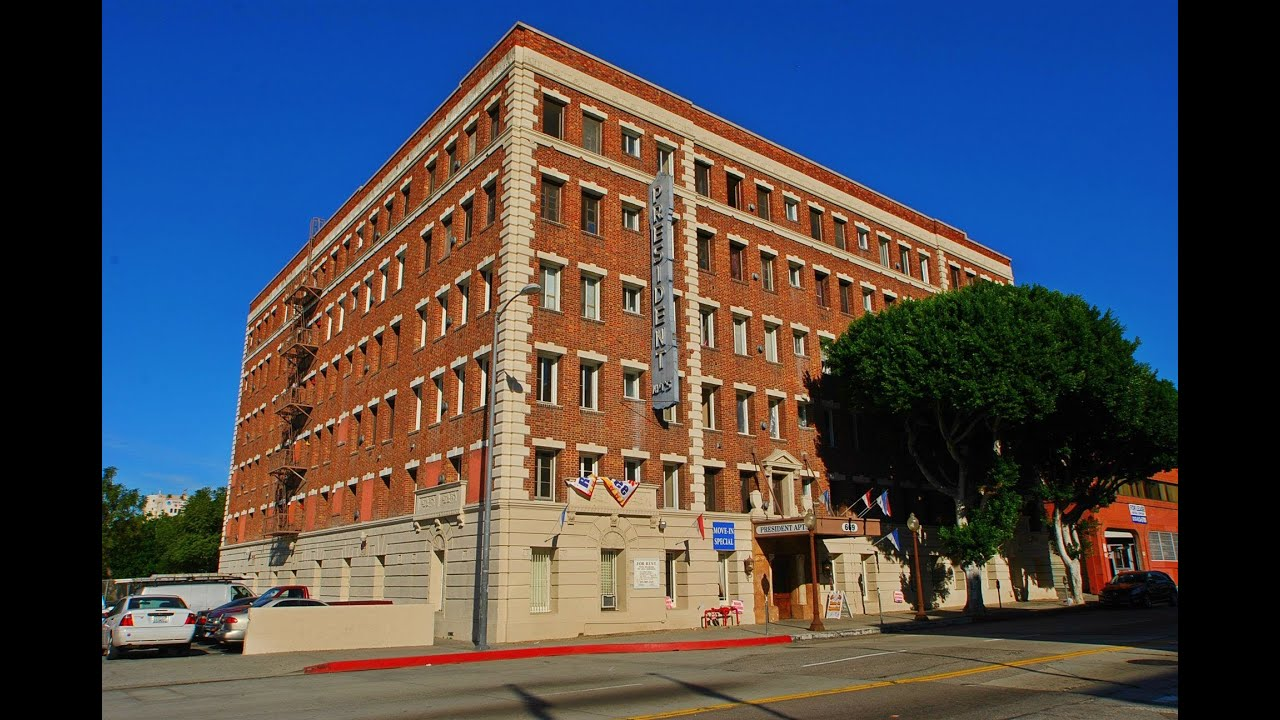Beautiful Aaprtments For Rent In Downtown Los Angeles California YouTube